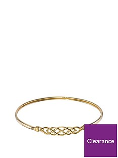 cc71d52f03712 9ct Yellow Gold | Womens | Bracelets | Gifts & jewellery | www ...