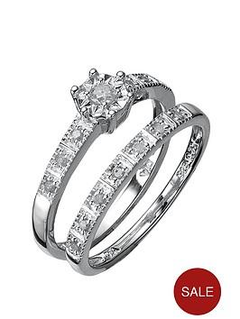 love-diamond-sterling-silver-13-point-diamond-bridal-set