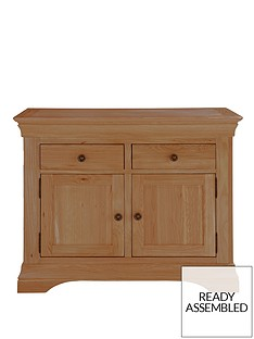 ideal-home-constance-oak-ready-assembled-compact-sideboard