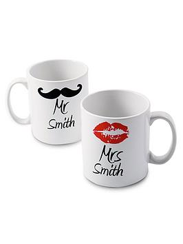 personalised-mr-and-mrs-mugs