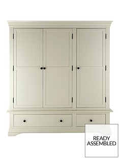 constance-solid-oak-3-door-2-drawer-wardrobe
