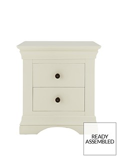 ideal-home-constance-ready-assembled-2-drawer-bedside-chest