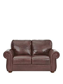 Very Cassina Italian Leather 2 Seater Sofa Picture