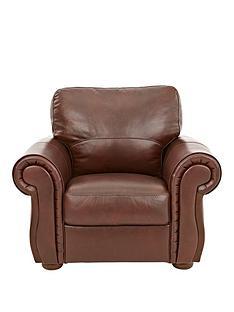 cassina-italian-leather-armchair