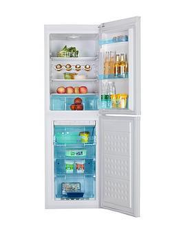 swan-sr5310s-55cm-frost-free-fridge-freezer-silver