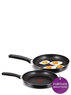 tefal-2-piece-24cm-and-28cm-frying-pan-set-black
