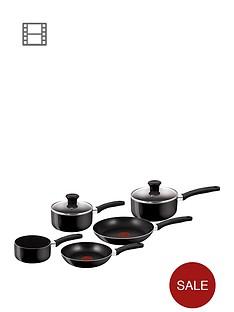 tefal-delight-5-piece-pan-set-black