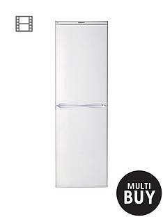 hotpoint-first-edition-rfaa52p-55cm-fridge-freezer-white