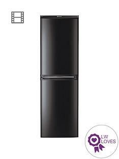 hotpoint-first-edition-rfaa52k-55cm-fridge-freezer-black