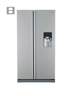 samsung-rsa1rtmg1xeu-american-style-frost-free-fridge-freezer-with-non-plumbed-water-dispensernbsp--greynbsp