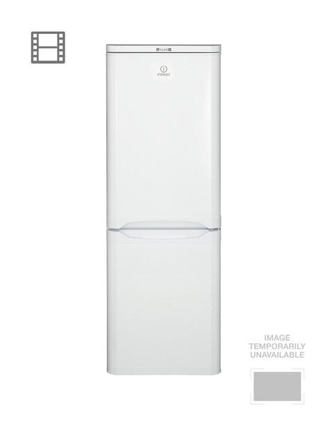 indesit-ibd5515w1-55cm-widenbspfridge-freezer-white