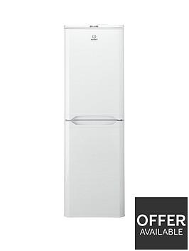 indesit-ibd5517w-55cm-wide-fridge-freezer-a-energy-rating-white