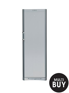 indesit-uiaa12s-60cm-tall-freezer-silver