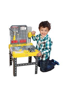 Casdon Casdon 60-Piece Tool Box Workbench Picture