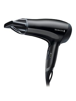 Remington D3010 Power Dry 2000Watt Hairdryer  With Free Extended Guarantee