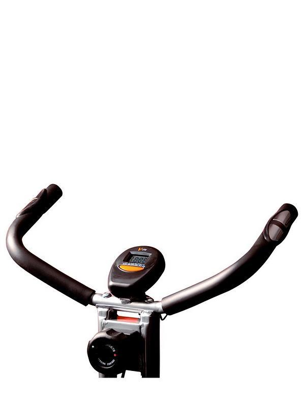 BNIB V-Fit Folding X-Frame Cycle Exercise Bike