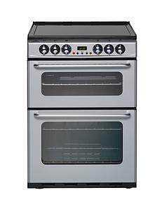 new-world-ec600dom-60cm-double-oven-electric-cooker-with-optional-connection-silver
