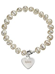 love-gem-personalised-sterling-silver-heart-drop-freshwater-pearl-bracelet