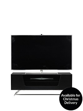 alphason-chromium-tv-stand-fits-up-to-46-inch-tv-black