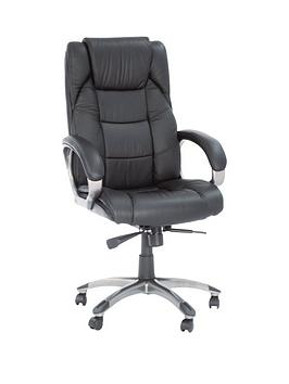 alphason-northland-leather-office-chair