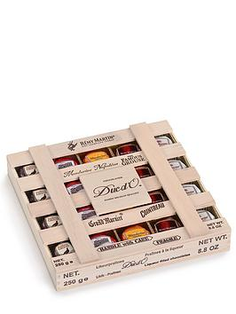 Duc DO Wooden Crate Of Assorted Liqueurs