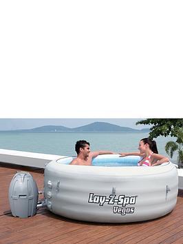 LayZSpa Vegas Pool Hot Tub