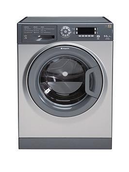 hotpoint-ultima-wdud9640g-1400-spin-9kg-wash-6kg-dry-washer-dryer-graphite