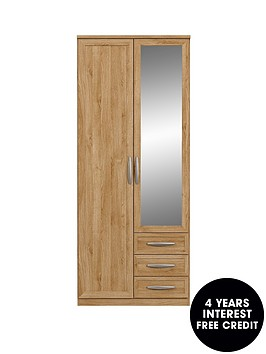 oslo-2-door-3-drawer-wardrobe