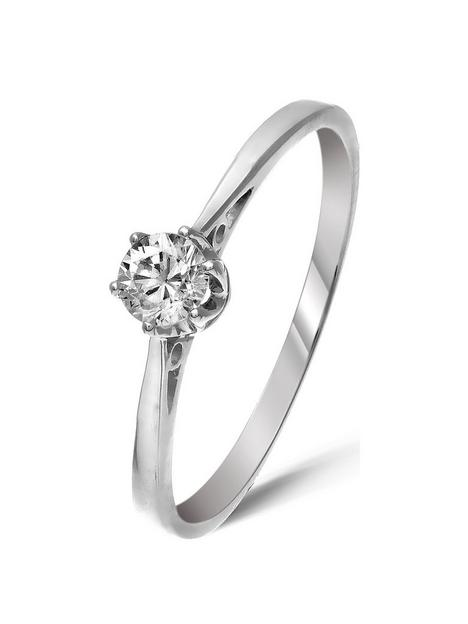 love-diamond-9-carat-white-gold-25pt-certified-solitaire-ring