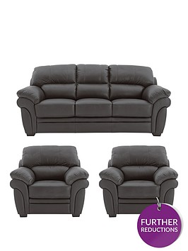 portland-leather-3-seater-sofa-2-armchairs-buy-and-save