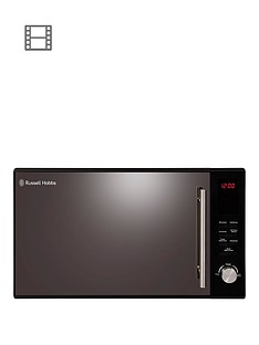 russell-hobbs-rhm3003b-900-wattnbspcombination-microwave-oven-andnbspgrill-black