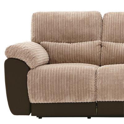 sienna 3seater recliner sofa