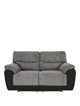 Very Sienna 2 Seater Recliner Sofa Picture