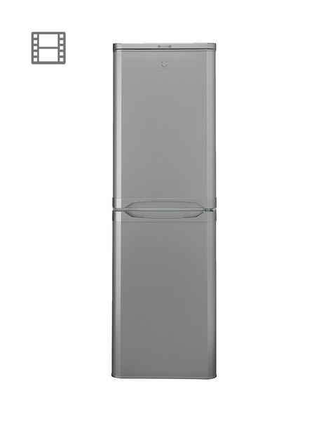 indesit-ibd5517s-55cm-fridge-freezer-silver