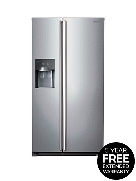 samsung-rs7567bhcspeu-frost-free-american-style-fridge-freezer-with-twin-cooling-plustrade-system-silver