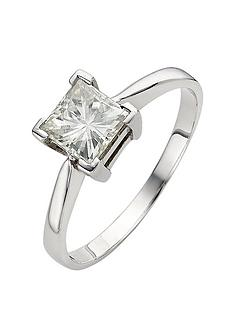 moissanite-9-carat-white-gold-princess-cut-105pt-equivalent-ring