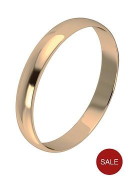 love-gold-9-carat-yellow-gold-d-shape-wedding-band-3-mm
