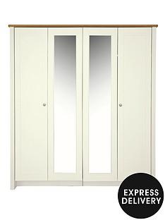 consort-tivoli-4-door-mirrored-wardrobe-5-day-express-delivery
