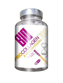 Bio Synergy   Collagen Multi Vitamin (90 Capsules)