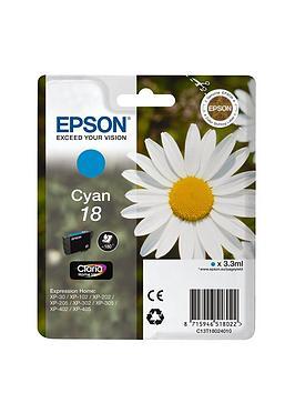 epson-singlepack-cyan-18-claria-home-ink