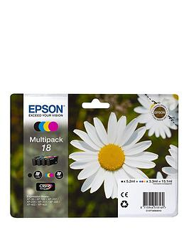 Epson Epson Multipack 4-Colours 18 Claria Home Ink Picture