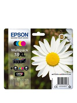 Epson Epson Multipack 4-Colours 18Xl Claria Home Ink Picture