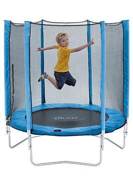 plum-junior-blue-trampoline-and-enclosure