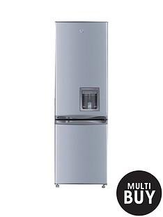 swan-sr5330s-55cm-fridge-freezer-with-water-dispenser-silver