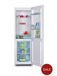 swan-sr5330b-55cm-fridge-freezer-with-chilled-water-dispenser-black