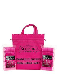 sleep-in-rollers-pink-set