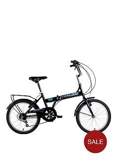 classic-saker-6-speed-unisex-folding-bike-165-inch-frame