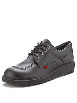 Kickers Kick Lo Mens Lace Up Shoes