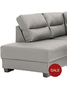 Four Seater | Grey | Sofas | Home & garden | www.littlewoods.com