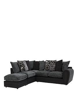 Very Marrakesh Left Hand Single Arm Scatter Back Corner Group Sofa +  ... Picture
